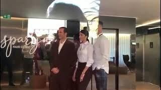 """بالفيديو.. بماذا رد """" رونالدو """" على مشجعة طالبته بالعودة لريال مدريد - صحيفة صدى الالكترونية"""
