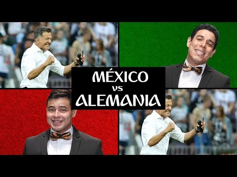 México vs Alemania  Mundial Rusia 2018