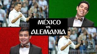 México vs Alemania - Mundial Rusia 2018