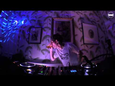 Artwork Boiler Room London DJ Set