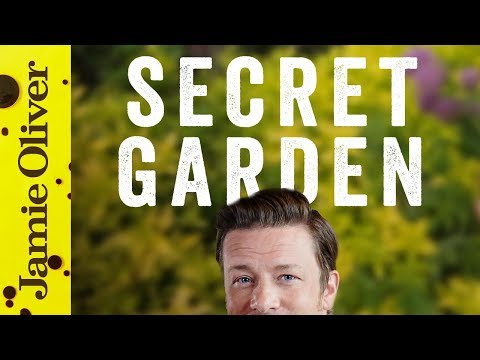 Jamie Oliver's Secret Herb Garden