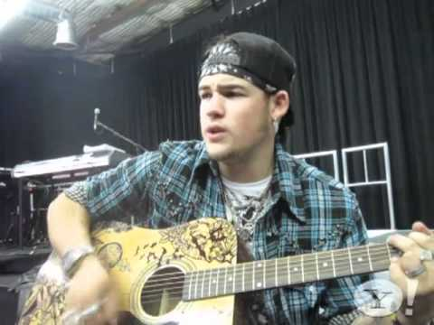 James Durbin Finally Sings Skid Row!   Reality Rocks