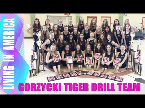 aisd.-gorzycki-tiger-drill-team.-crowd-pleasers-dance-competition-2017