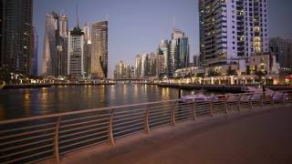 Timelpase Dubai Marina