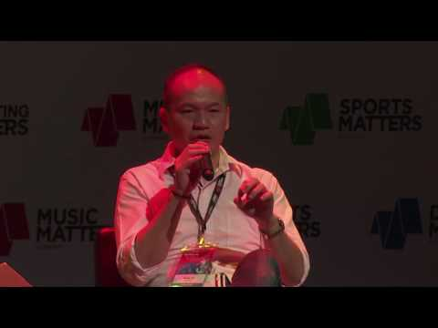 An interview with Andy Ng, General Manager, QQ Music - All That Matters '16