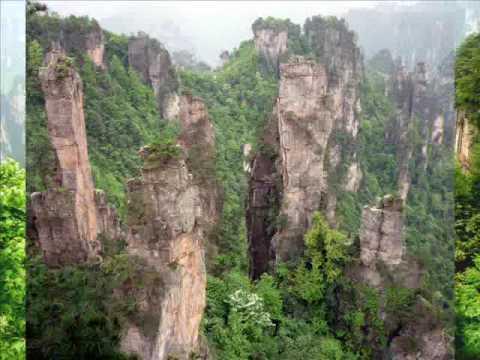 Zhangjiajie, 3 gorges dam, changsa,china travel 2009 part 3