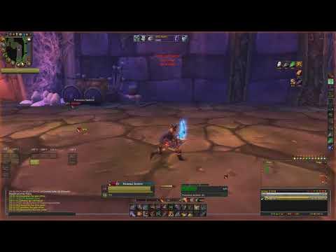 Rogue solo Vanilla Naxxramas part1/24262 (VanillaGaming)