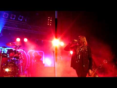SAXON - Strong arm of the law (Live in Köln 2011, HD)