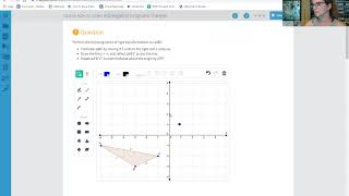 Unit 2 Course Activity: Task 1 Congruent Triangles: Part A and B