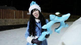 Winter Wonderland feat. LilyPichu (League of Legends Parody)