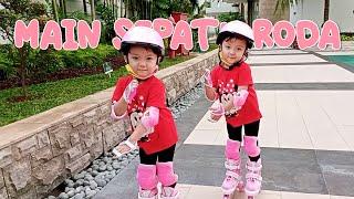 Download MAIRA NAURA BELAJAR SEPATU RODA || VLOG MEYNOW || ACTING