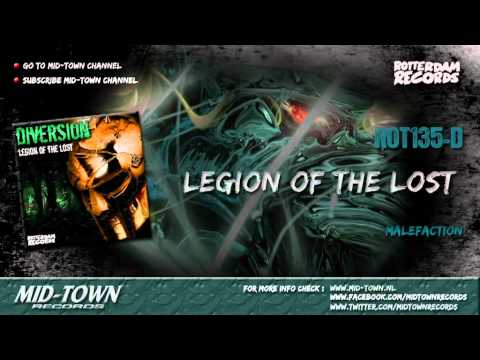 Legion Of The Lost - Malefaction