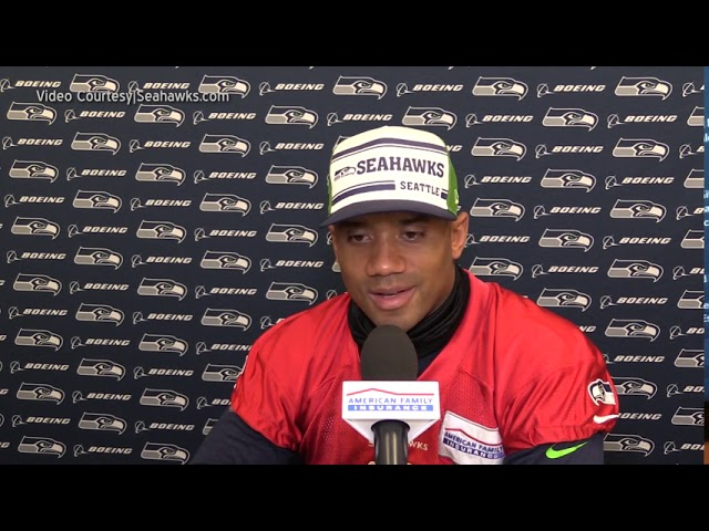 Russell Wilson on Commitment 2020-10-02