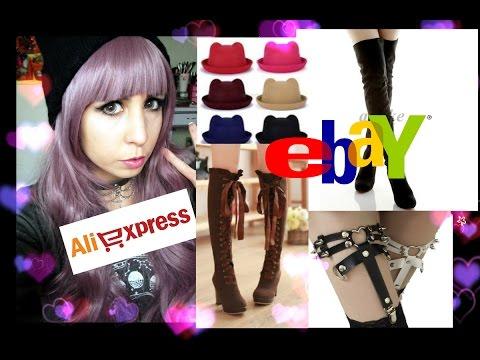 ♥ ACCESORIOS & ZAPATOS KAWAII de Ebay y Aliexpress ♥