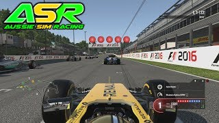 F1 2016 Belgian Grand Prix - ASR League Round 11 TWITTER - https://...