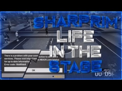 NBA 2K19 99 SharpRim Life In The Stage