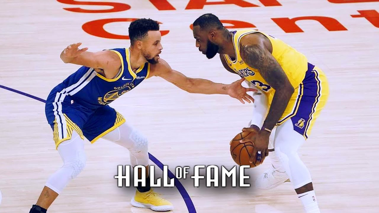 "LeBron James & Stephen Curry ""Hall of Fame"" ft. Kevin Durant By Calvin Drake"