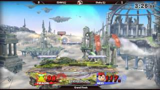 Versus Weekly 6/18/15 - Grand Finals - Shaky (Ness) vs. ESAM (Pikachu) - Smash 4