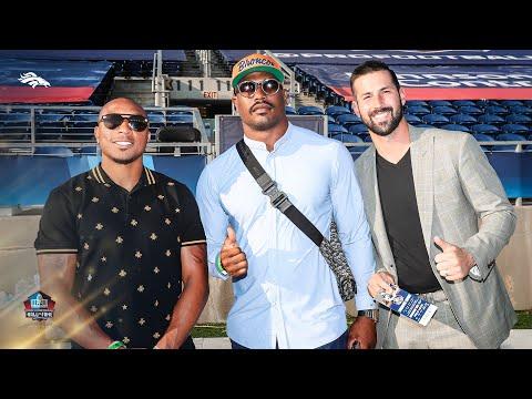 Von Miller, Chris Harris Jr., Brandon McManus Represent Broncos' Roster At PFHOF Enshrinement