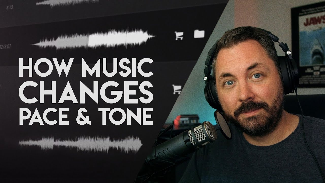 How Music Changes Pace & Tone