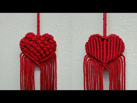 DIY Macrame Little