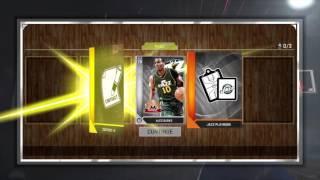 NBA 2k16 Domination Pack Opening 33 Packs Including Jason Kidd