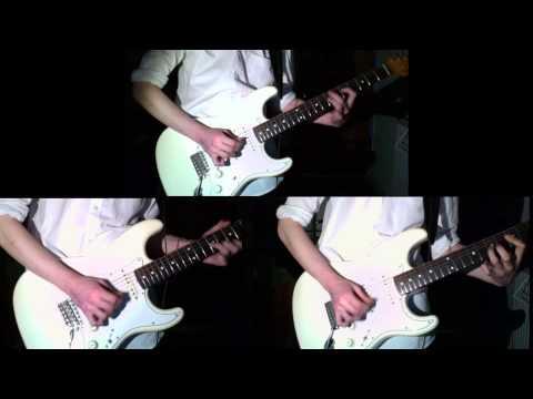 Radiohead - Weird Fishes / Arpeggi (Guitar Cover)