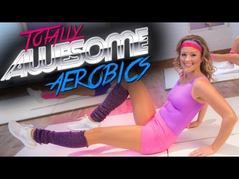 Totally Awesome Aerobics Workout | Class FitSugar