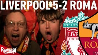 90 Minutes From Kiev!   Liverpool v Roma 5-2   Chris' Match Reaction