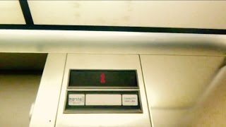 Marshall Impulse traction Elevators - UPMC Shadyside Aiken Employee Garage - Pittsburgh, PA
