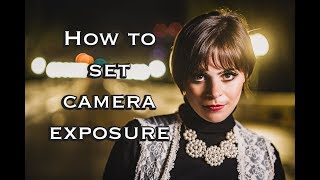 5 Steps to Setting Your Camera's Exposure Using Continuous Light by Jason Lanier- Sony & Rotolight