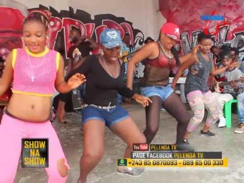 Fally ipupa en pleine répétition,botala makambu ba danseuses na ye basali