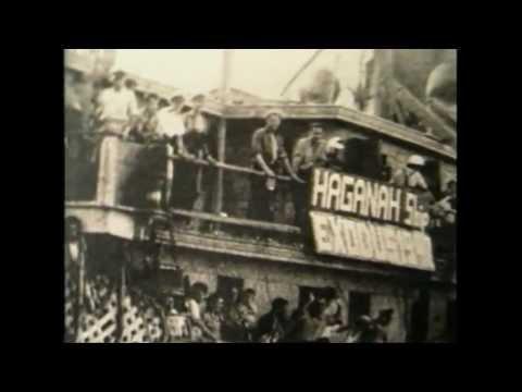 Exodus 1947 Documentary Trailer