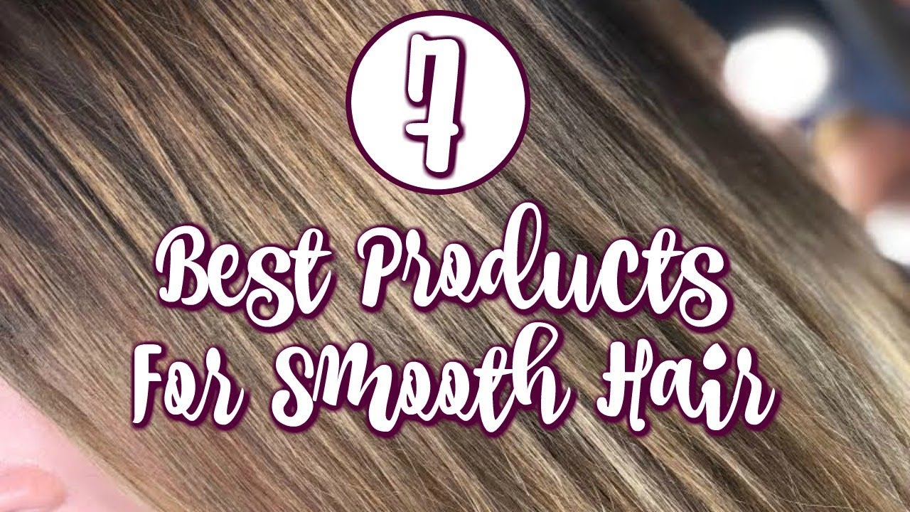 how to make hair silky smooth and shiny