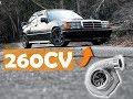 Review Mercedes 190 - Modified Car Reviews