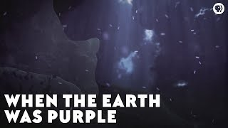 When The Earth Was Purple