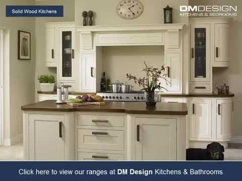 Solid Wood Kitchens | DM Design | Solid Wook Fitted Kitchens by DM Design