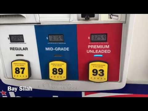 Amerika'da Litre Benzin Fiyatları