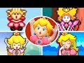 Evolution of Peach Deaths and Game Over Screens (1988-2018)