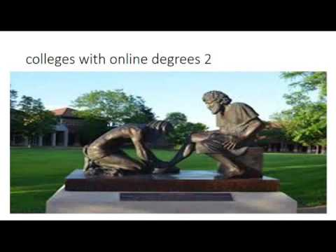 colleges with online degrees 10 2