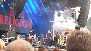 Bad Religion - Dharma and the Bomb @ Gröna Lund 130725