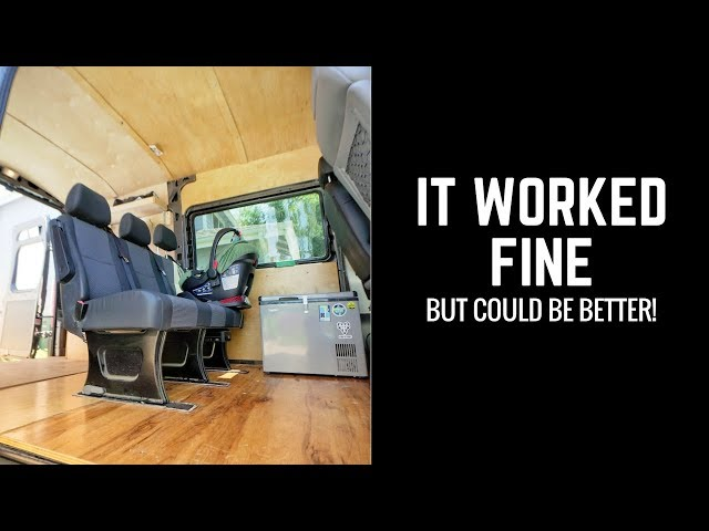 I tore apart our van build???