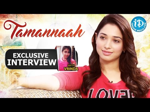 Tamannaah Exclusive Interview || Talking Movies With iDream # 133