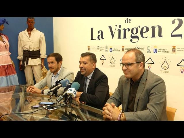 Inauguran la sede del Organismo Autónomo Municipal de la Bajada de la Virgen