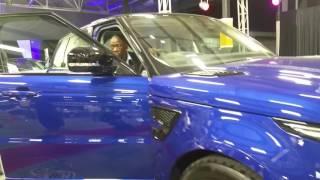 Range Rover Sport #GaboroneMotorShow2017