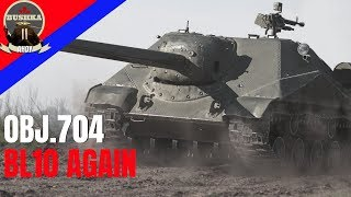 OBJ 704 BIG GUN BIG BOOTY WORLD OF TANKS BLITZ