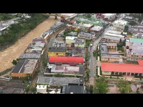 Huracán Maria PR, Corozal Jayuya  Morovis Ciales Vega Alta Toa Vaja y Toa Alta