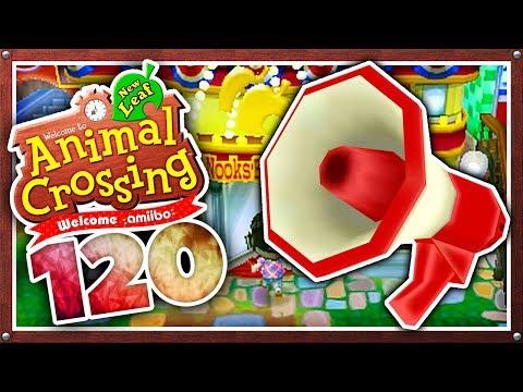 Das MEGAPHON! 🐶 #120 [Staffel 5] • Animal Crossing New Leaf