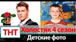 Алексей Воробьев в детстве (ФОТО)
