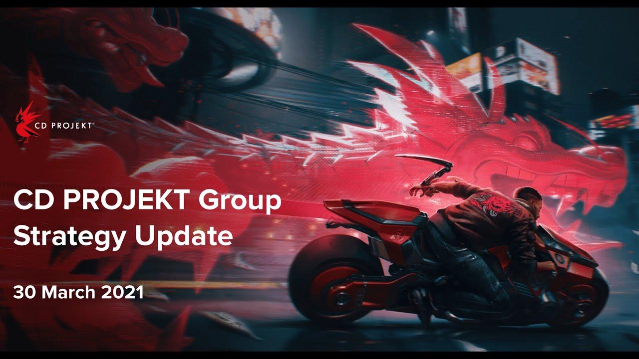 CD PROJEKT Group: Strategy Update | Aktualizacja Strategii [EN/PL]